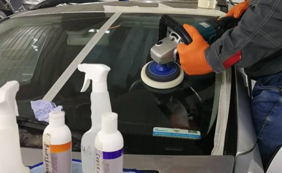 Ремонт и полировка автомобильных стекол