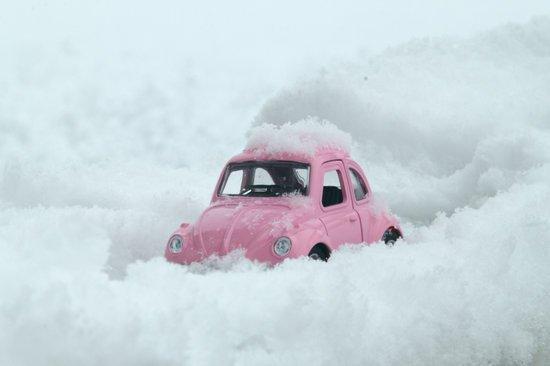 защита автомобиля зимой